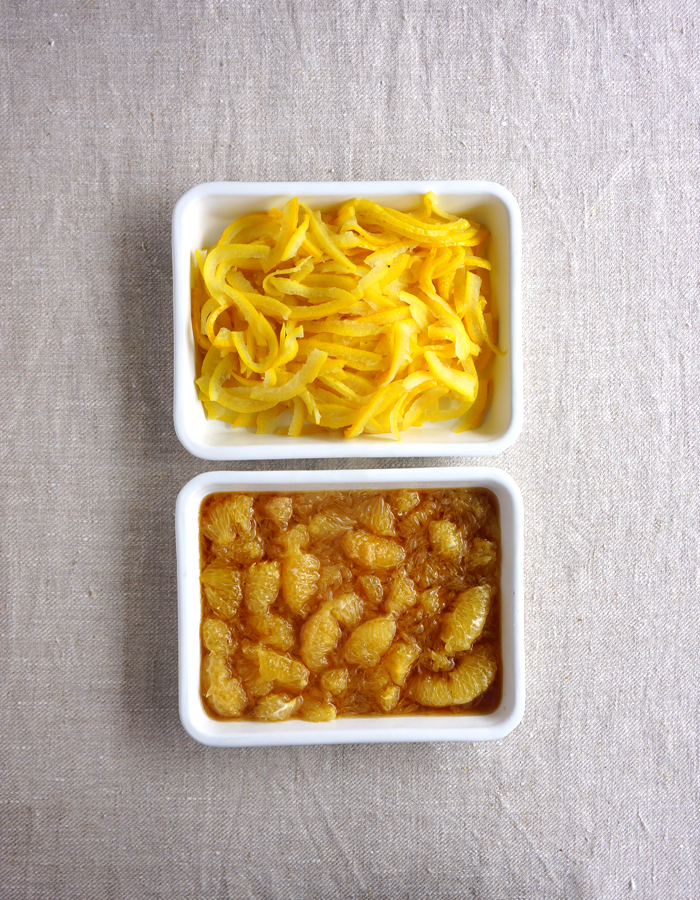 Orange marmalade, low-sugar type