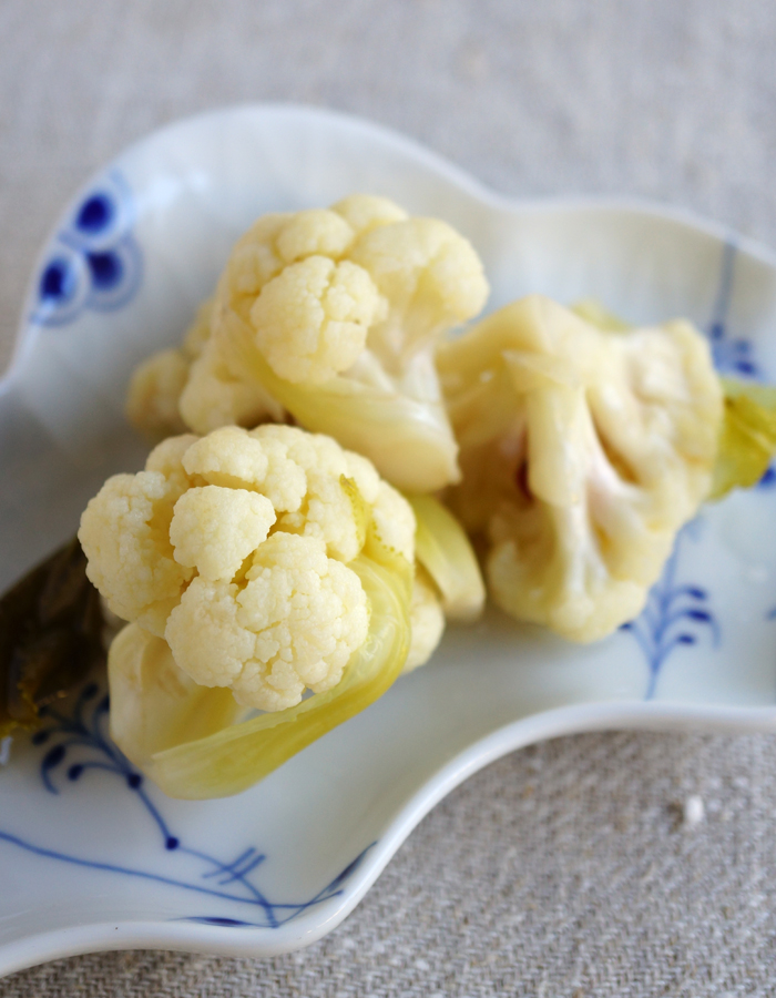 Cauliflower pickles