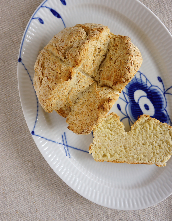 easy delicious soda bread