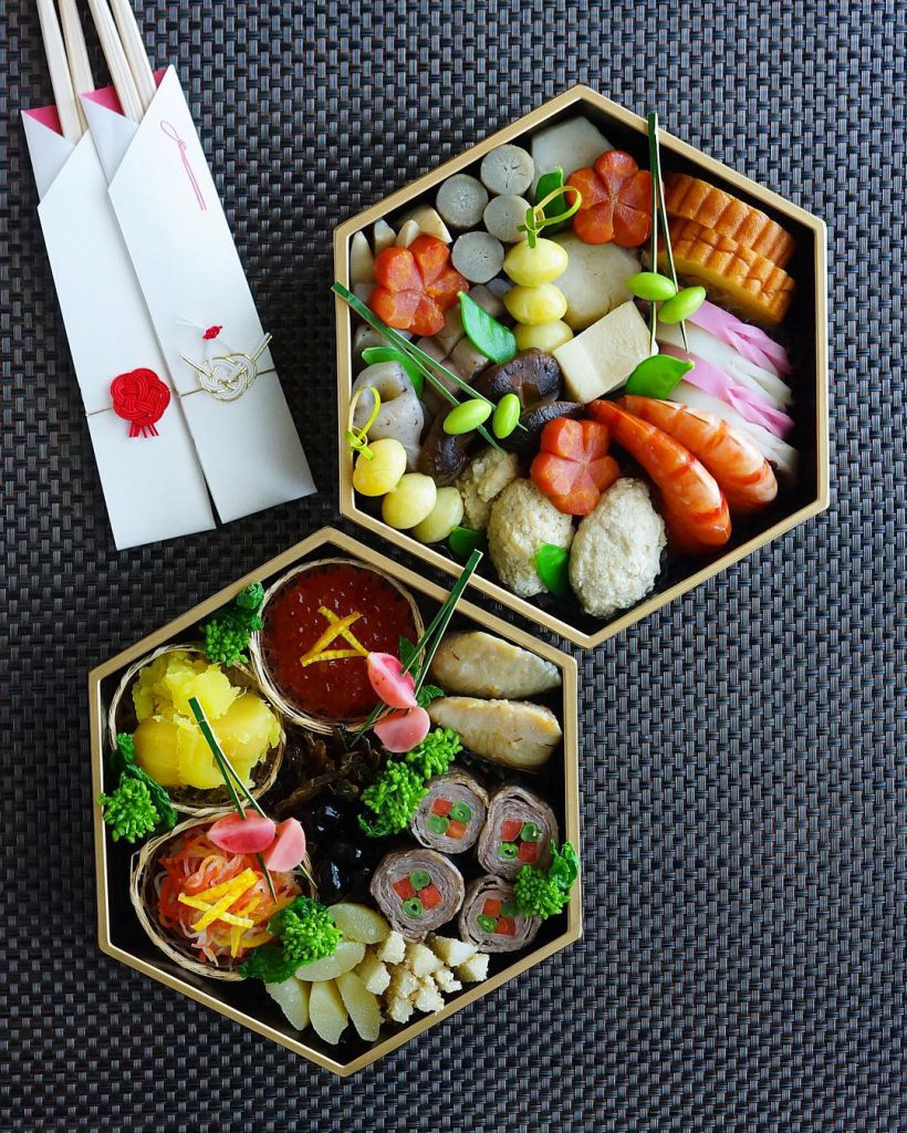 Osechi, Japanese new year's dish/おせち料理